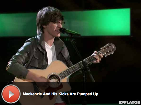 'The Voice:' MacKenzie Bourg is Bieber