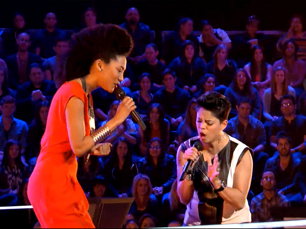 Judith Hill and Karina Iglesias Face Off