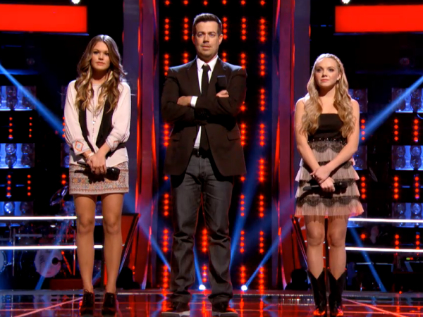The Voice Caroline Glaser Danielle Bradbery