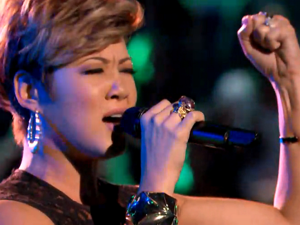 The Voice - Tessanne Chin Knockout