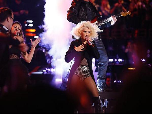 Christina Aguilera Jackson Medley