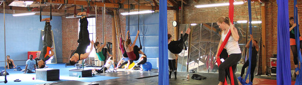 Studio Spotlight - Cirque School LA
