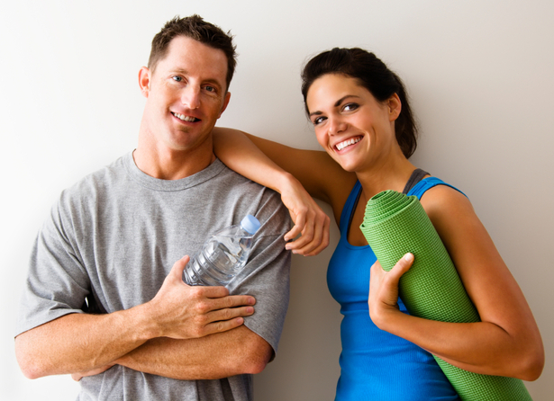 5 ways to stay in shape with your sweetheart