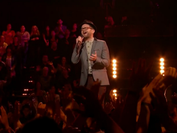 The Voice Josh Kaufman