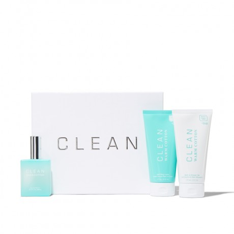 Clean Warm Cotton Value Set