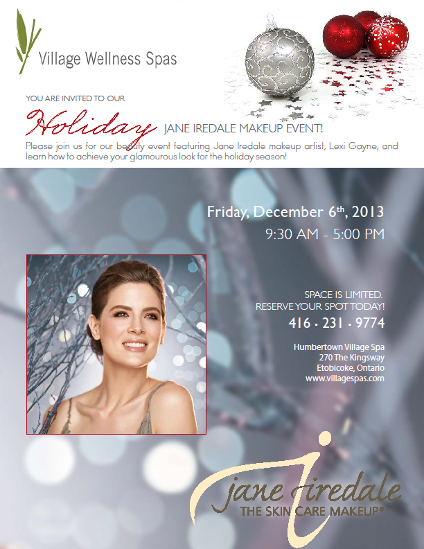 jane iredale etobicoke makeup event winter.png