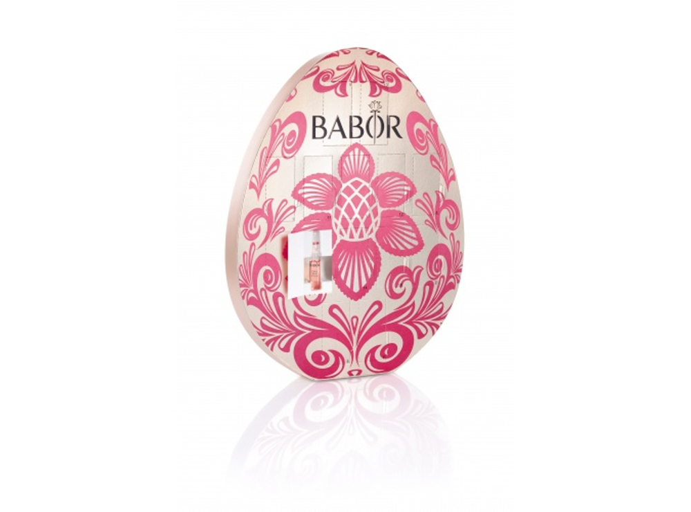 Babor Fluids Easter Egg 2014 14-day intensive course of pure, highly active ingredients to moisturize, nourish, and lift