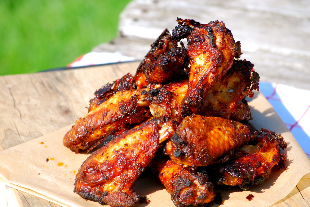 Spicy Wings