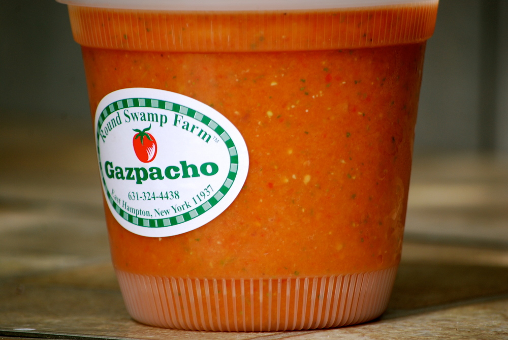 Fresh Gazpacho