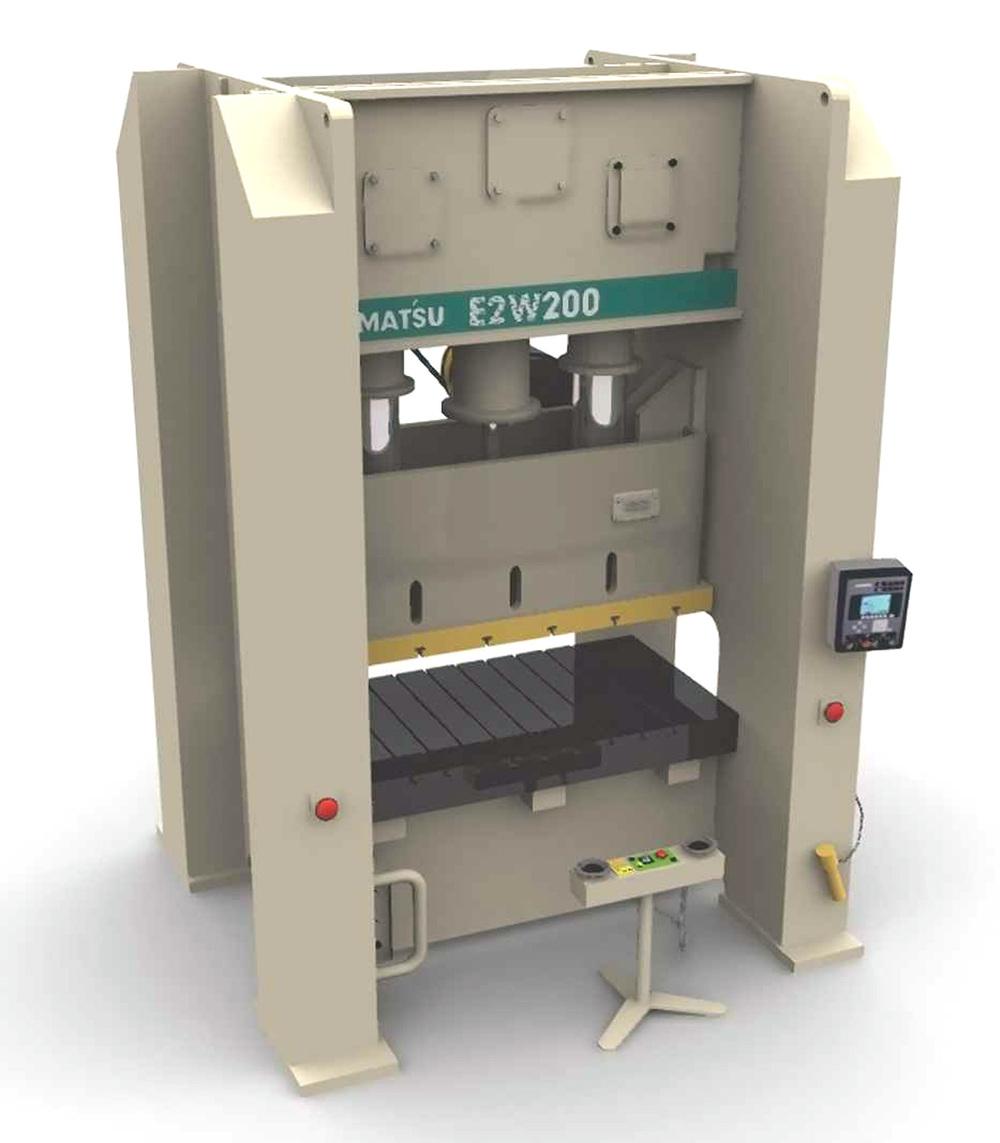 300 Ton Press