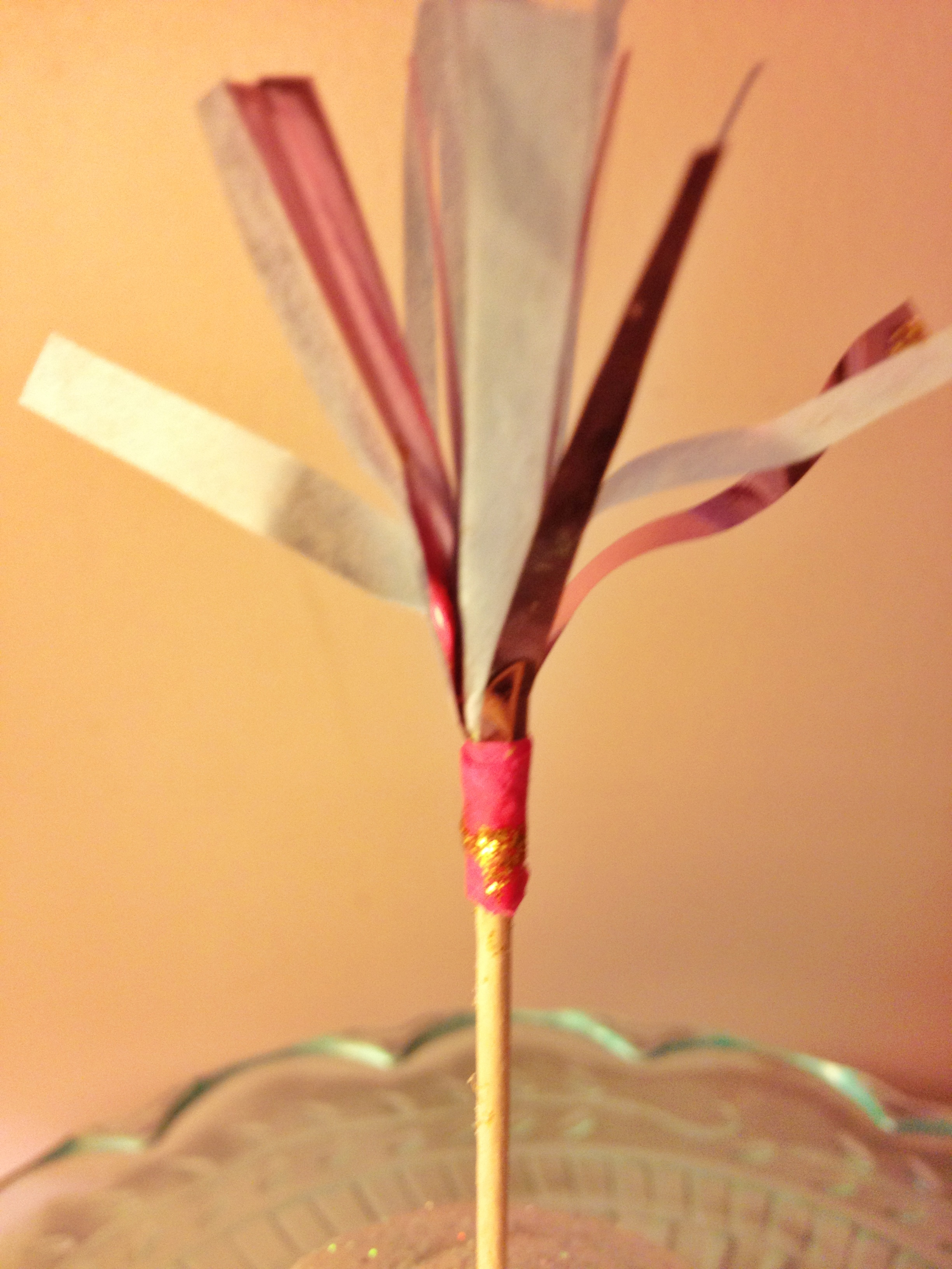 coming soon on sparkle motion decor - new photos for etsy page, decorative toothpicks