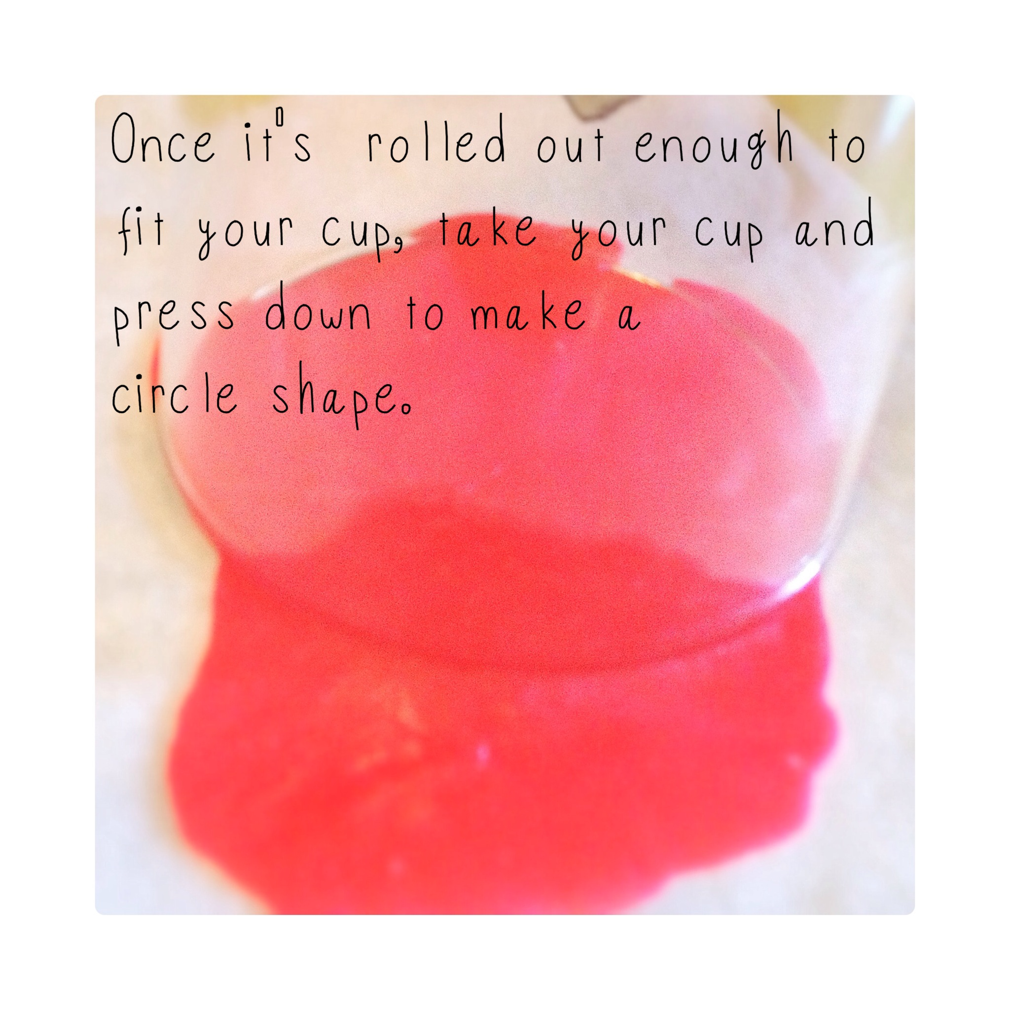 Valentine's Day DIY - Airheads Candy Valentine - Fortune Cookie Instructions