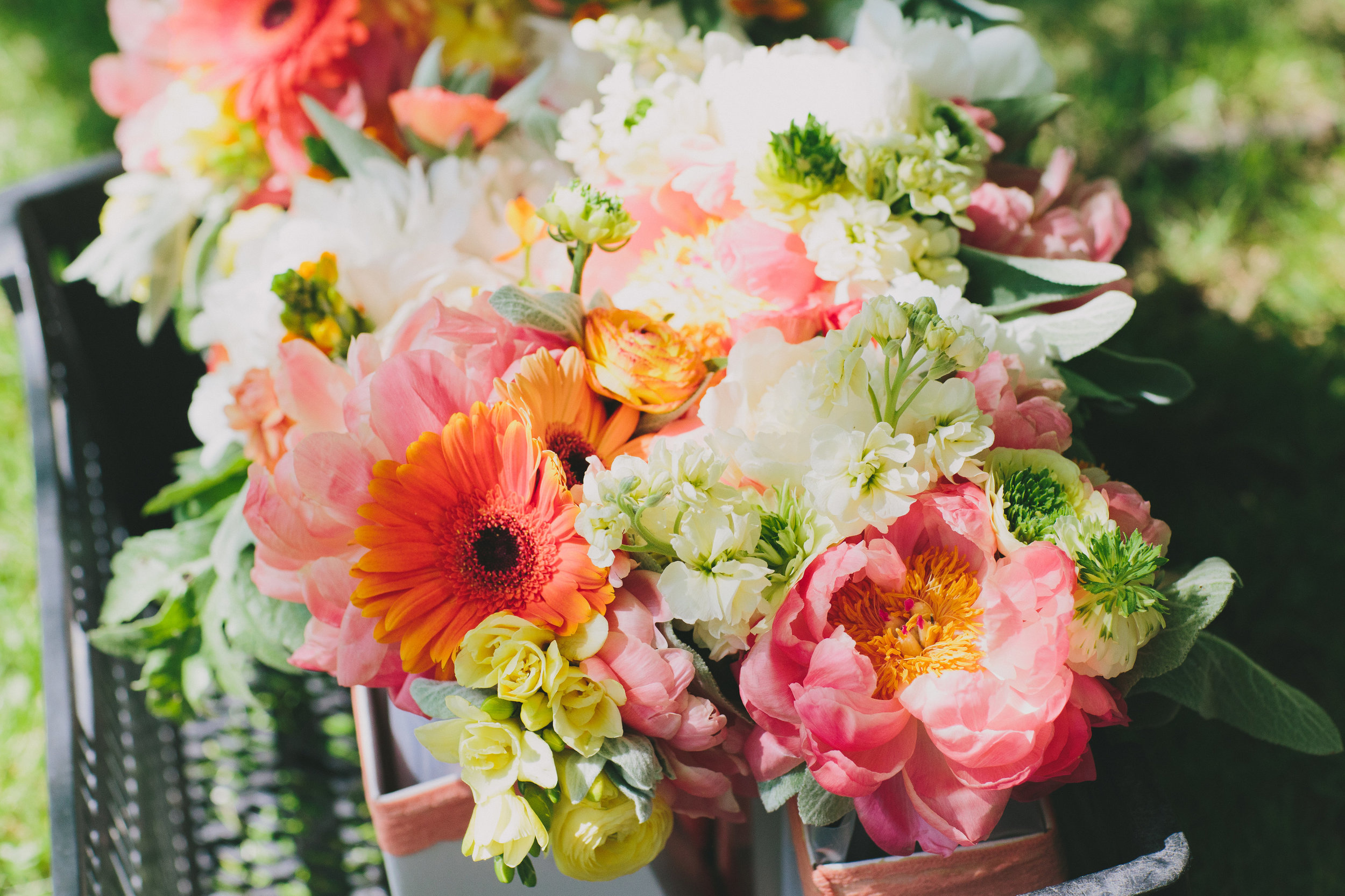 Finding flowers for your wedding – how to avoid a DIY disaster