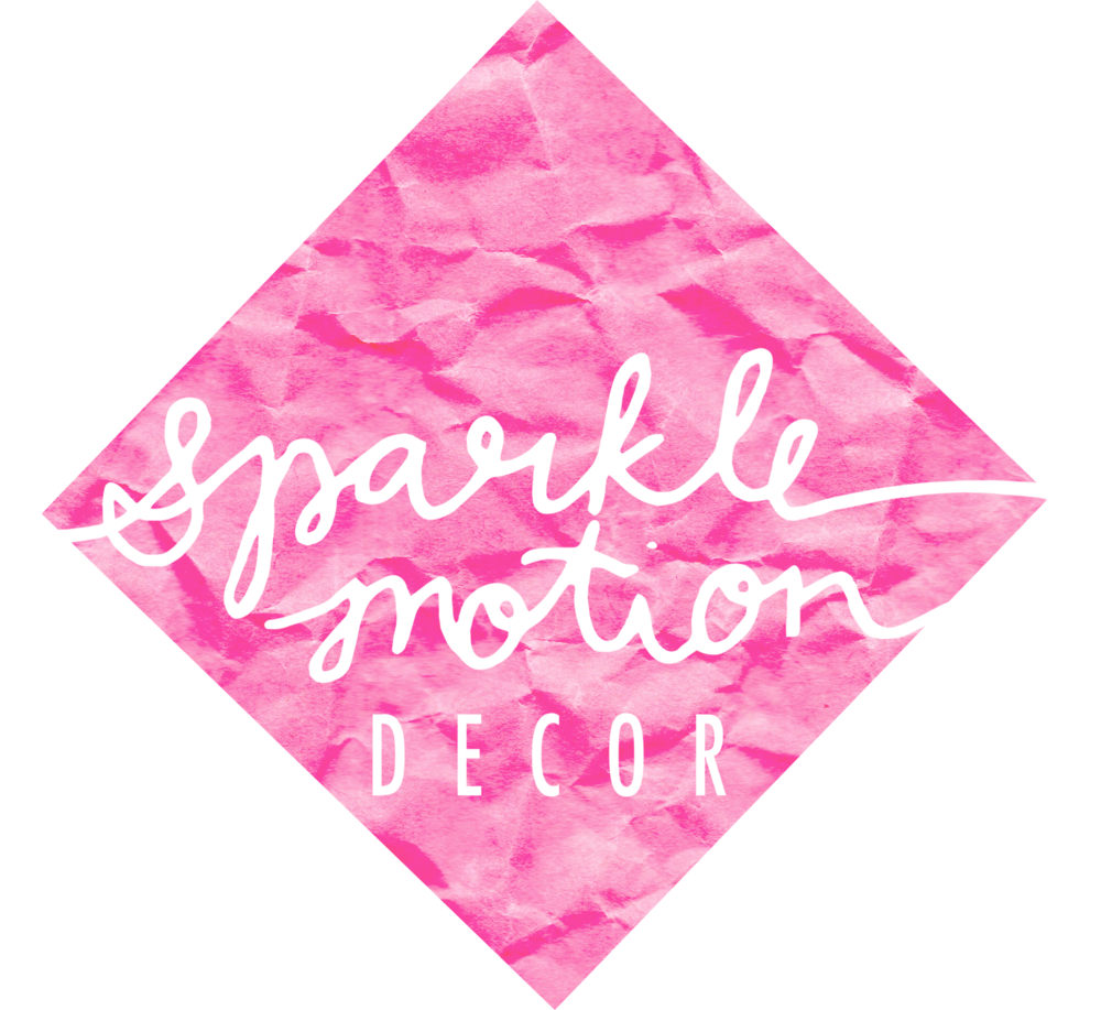 Sparkle Motion Decor