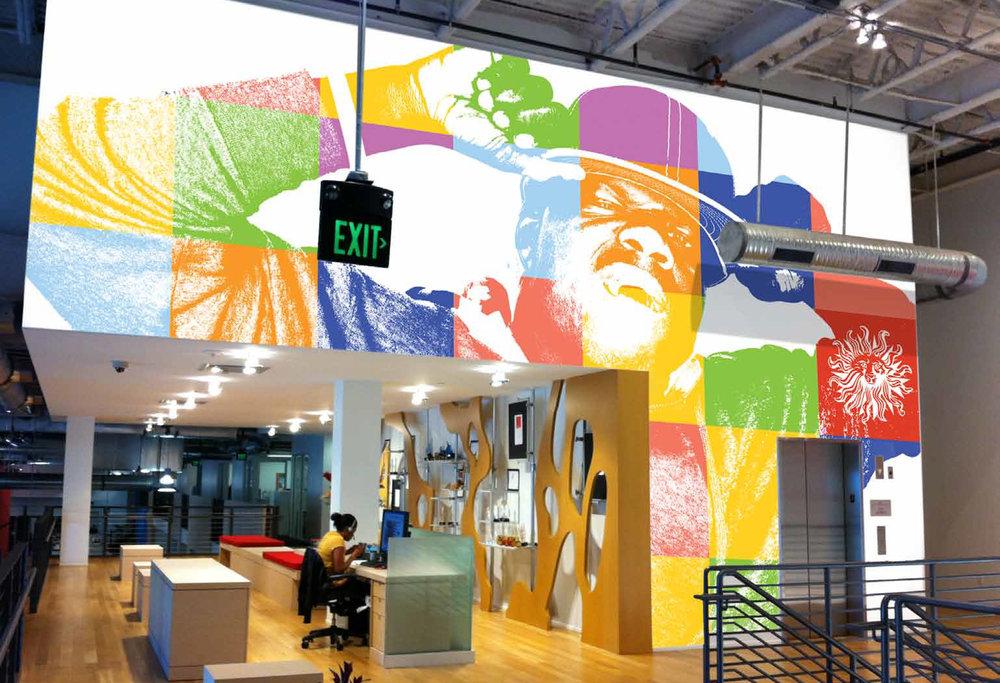 Wall Mural Art