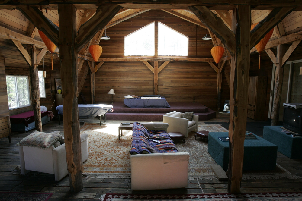 Soho Barn Loft Piper Lucas Design