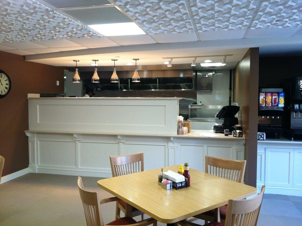 Lakewood Manor Cafe Renovation