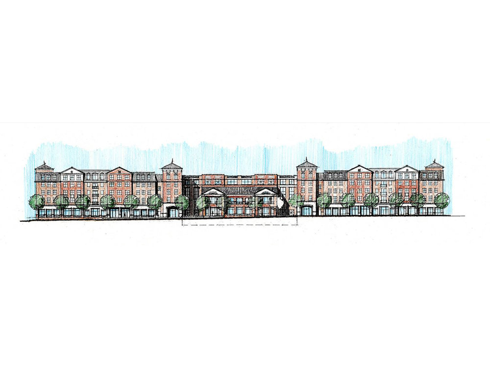 Grace Street Student Housing