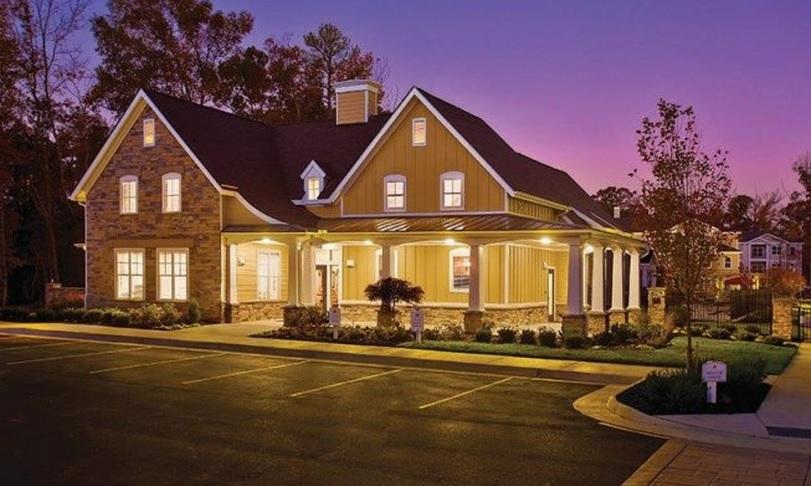 Garden Springs Clubhouse