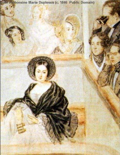 Alphonsine DuPlessis (died 1847)