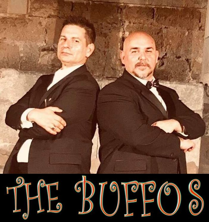 The Buffos in Rhodes