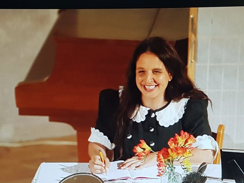 Ayelet as anne frank preferred smiling.jpg