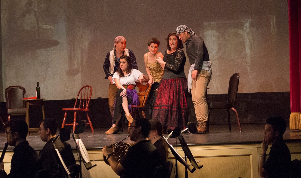 Opera in Williamsburg - Live fully-staged opera with world-class cast in Williamsburg Virginia
