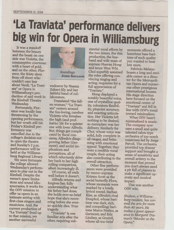 Va Gazette review 9-15-18 Shulson Traviata.jpg