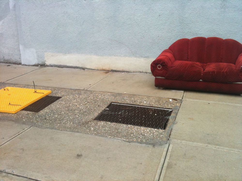 Williamsburg couch.