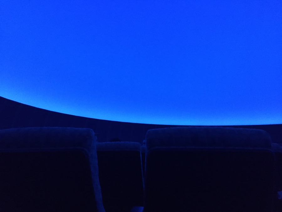 The planetarium, Griffith Park Observatory.
