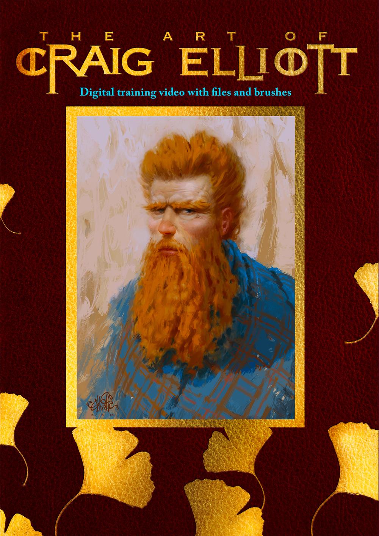 Sale on Gumroad Red Scotsman tutorial — Craig Elliott Gallery