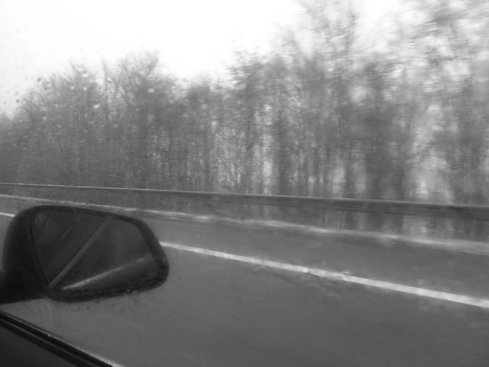 dreary drive