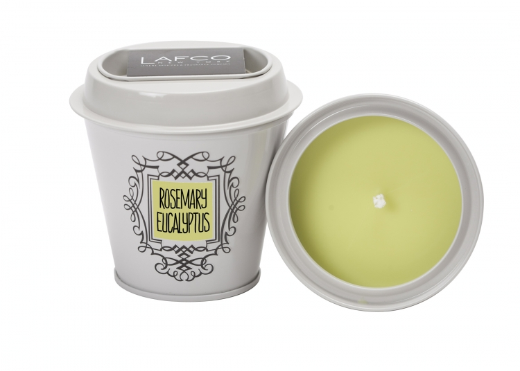 Lafco Little Luxuries Candle  // or  Voluspa petite candle