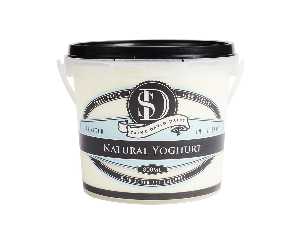 Natural Plain Yoghurt