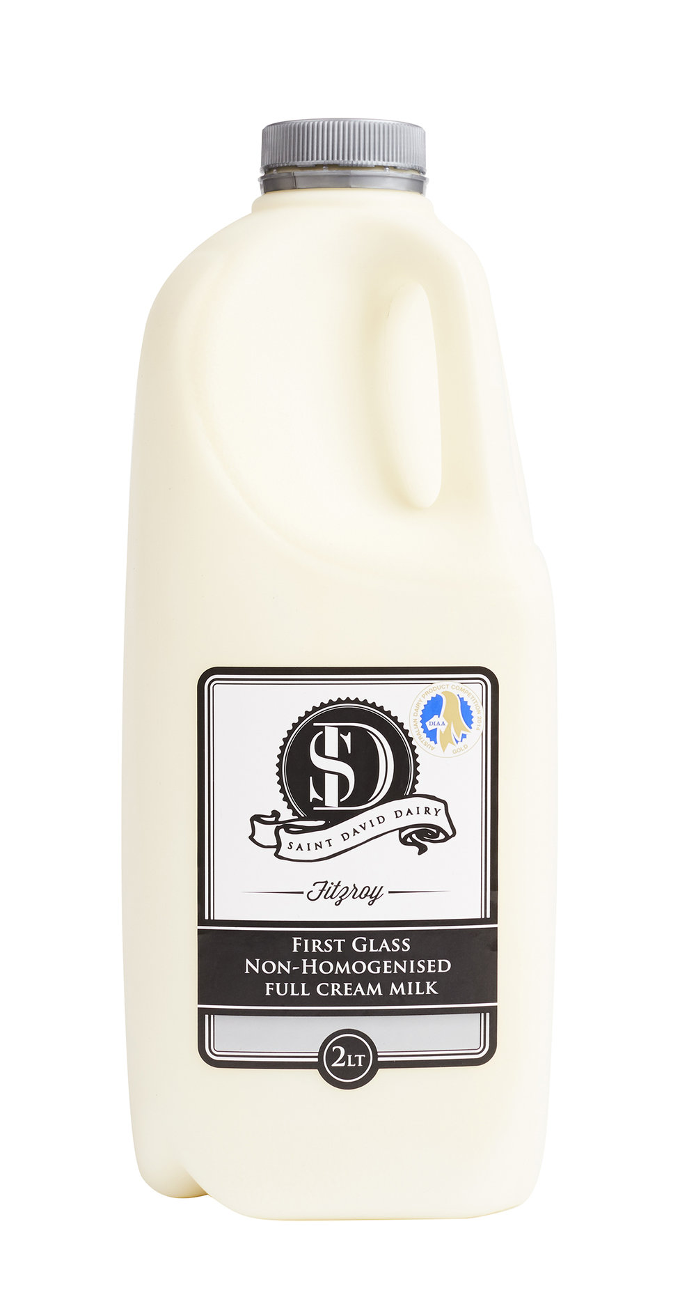 First Glass Non-Homogenised Milk