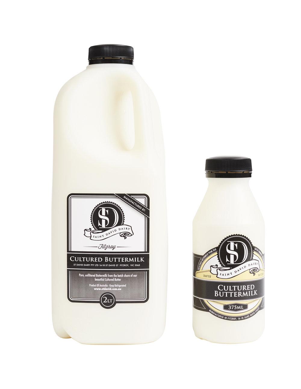 Cultured Butter Milk
