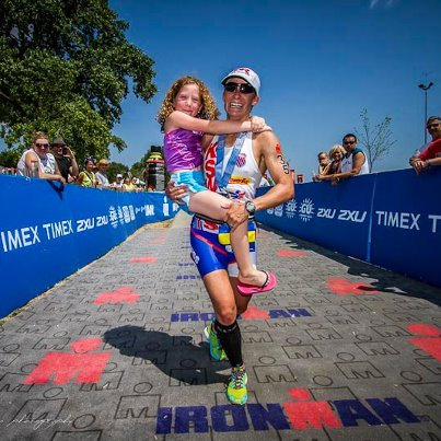 Photo by Ali Engin at Ironman Racine 70.3