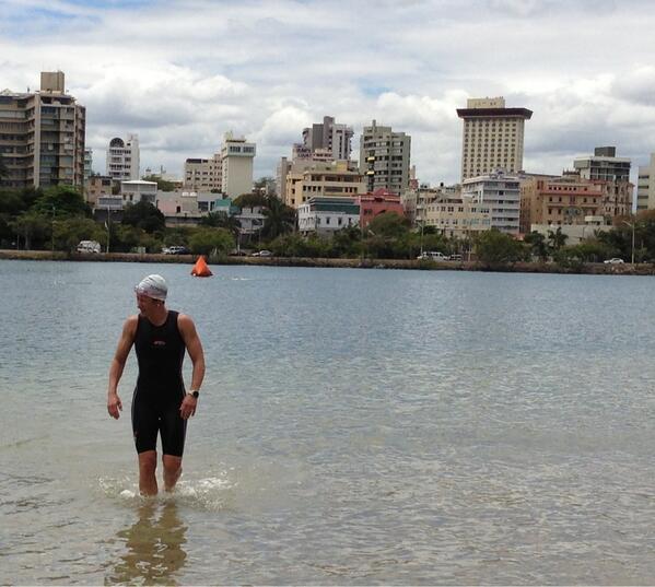 San Juan Practice Swim
