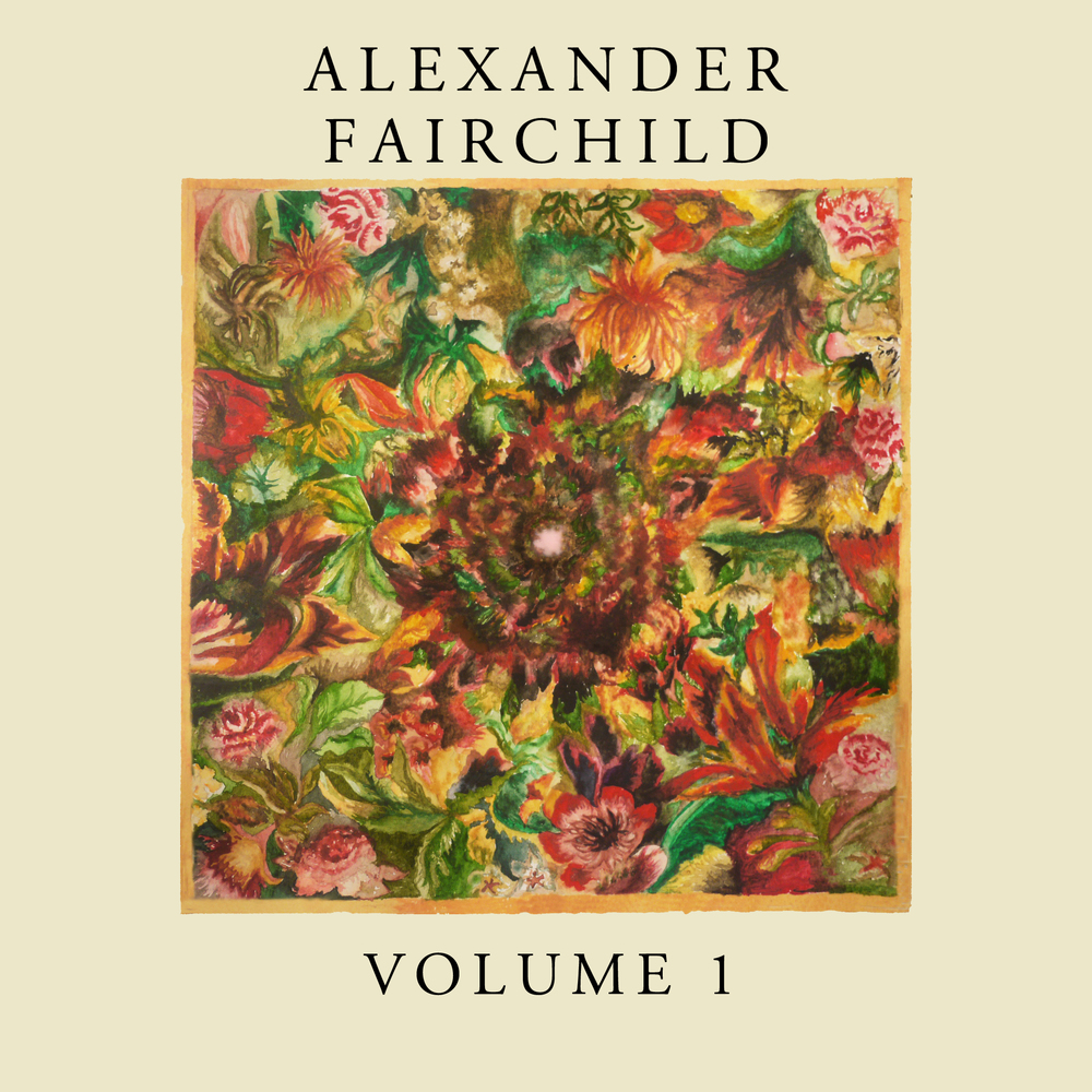 Alexander Fairchild Volume 1 Cover