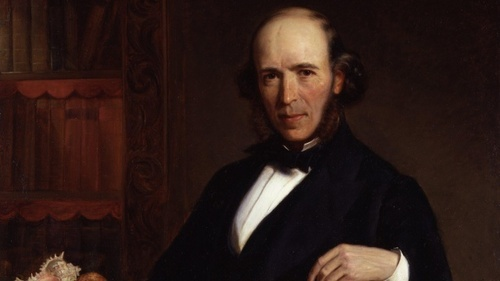 Short: Herbert Spencer's Evolution