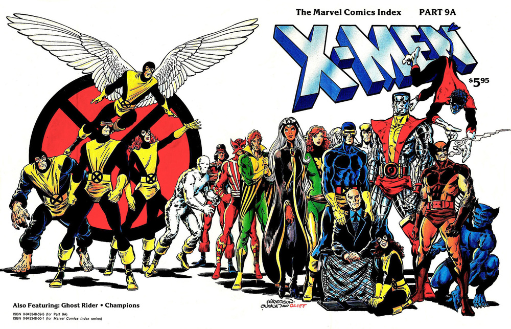 Short: Uncanny X-Men writer Chris Claremont