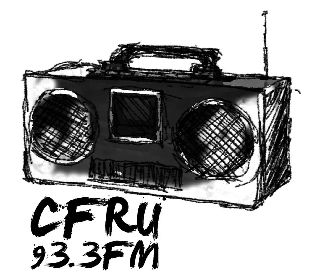 CFRU Guelph, Ontario