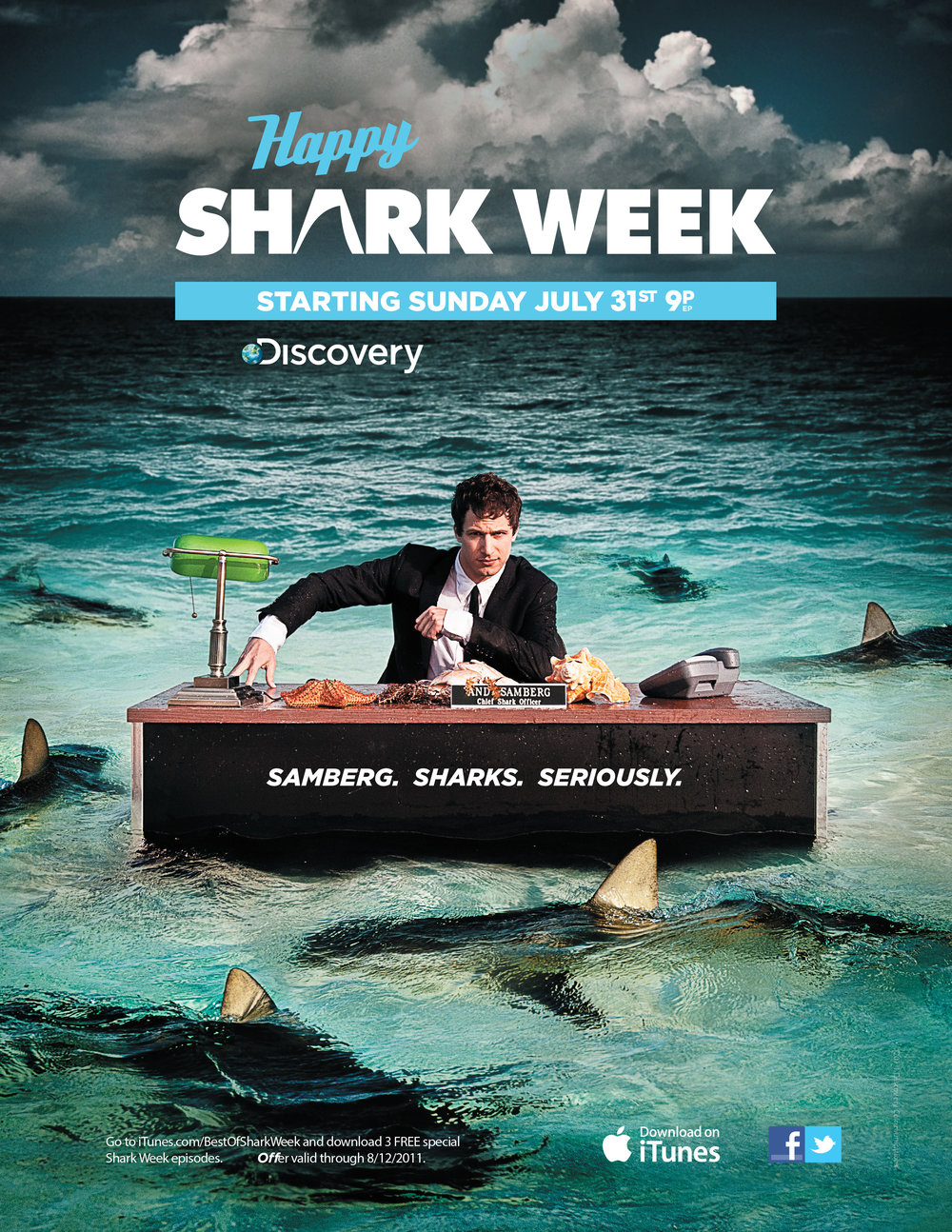 Discovery Channel: Shark Week