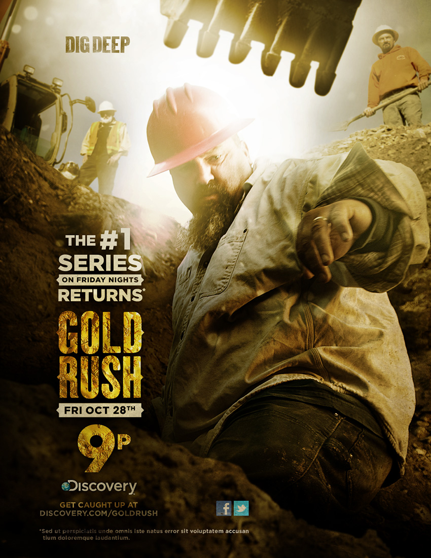 Discovery Channel: Gold Rush