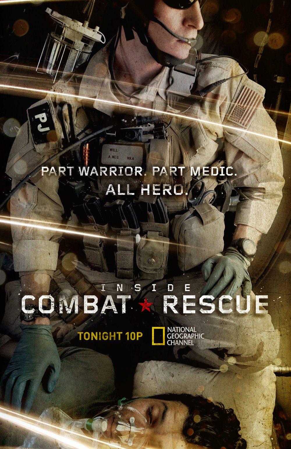NAT GEO: Inside Combat Rescue