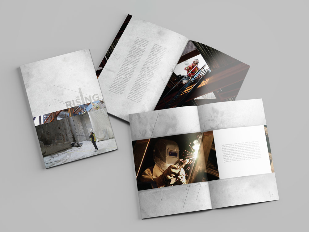 The Rising - Twin Tower Memorial - Booklet.jpg
