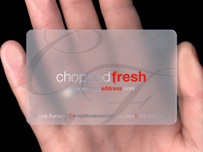 Chopped Fresh