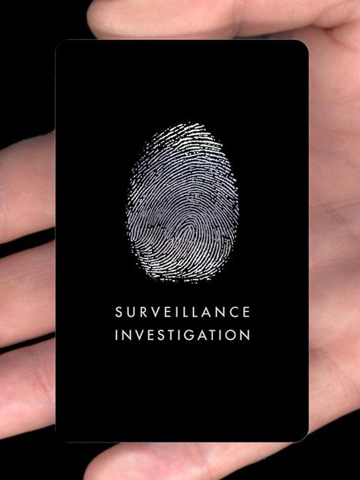 Surveillance Investigation
