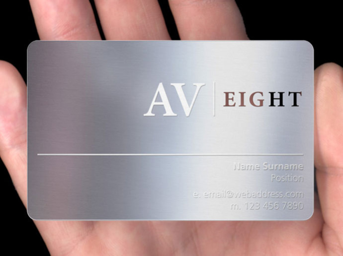 AV Eight