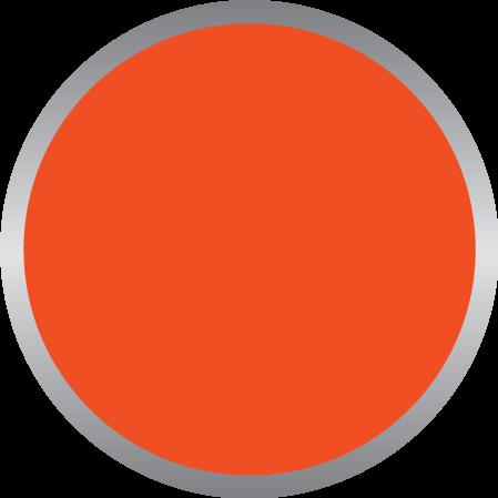 Deep Orange PMS 1665C